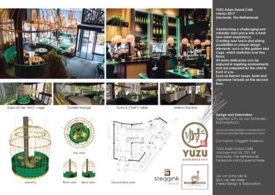 'Yuzu' Asian Grand Café