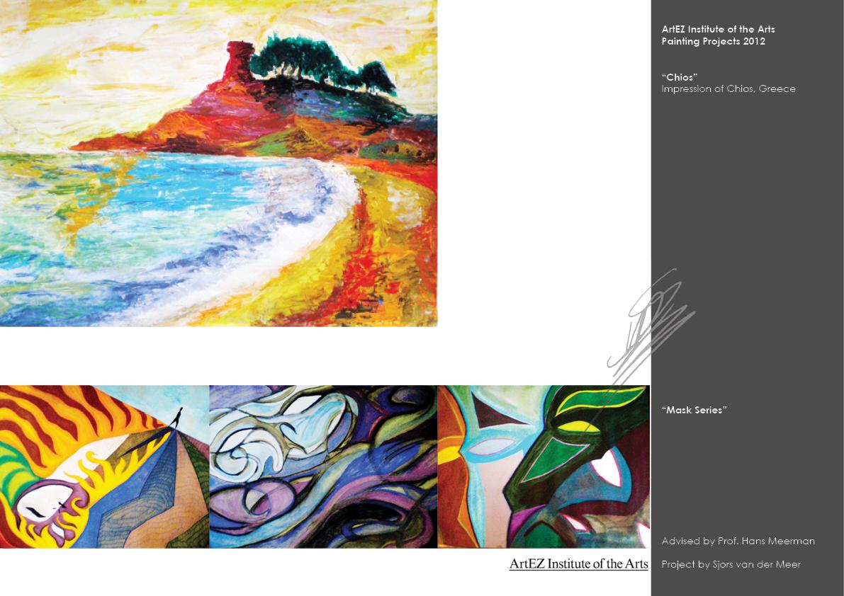 Portfolio Chios Painting