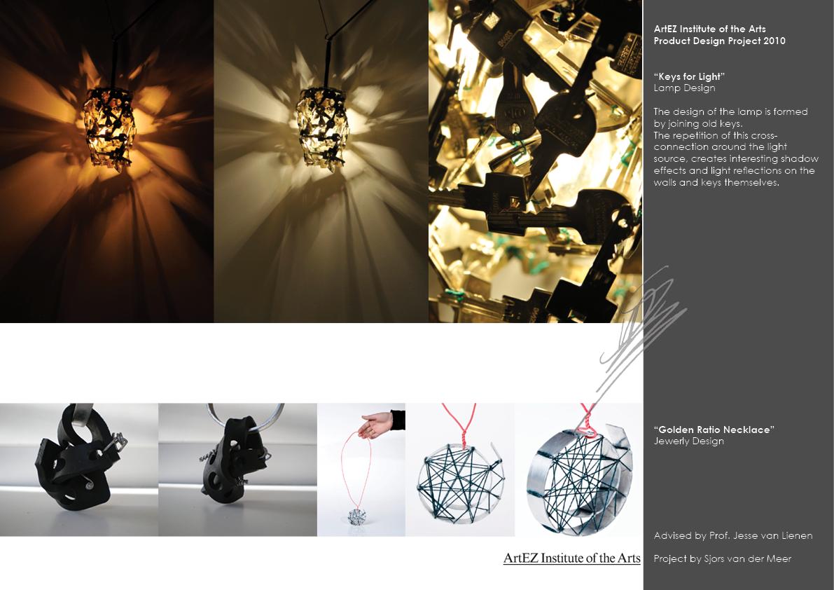 Portfolio Keys for Light