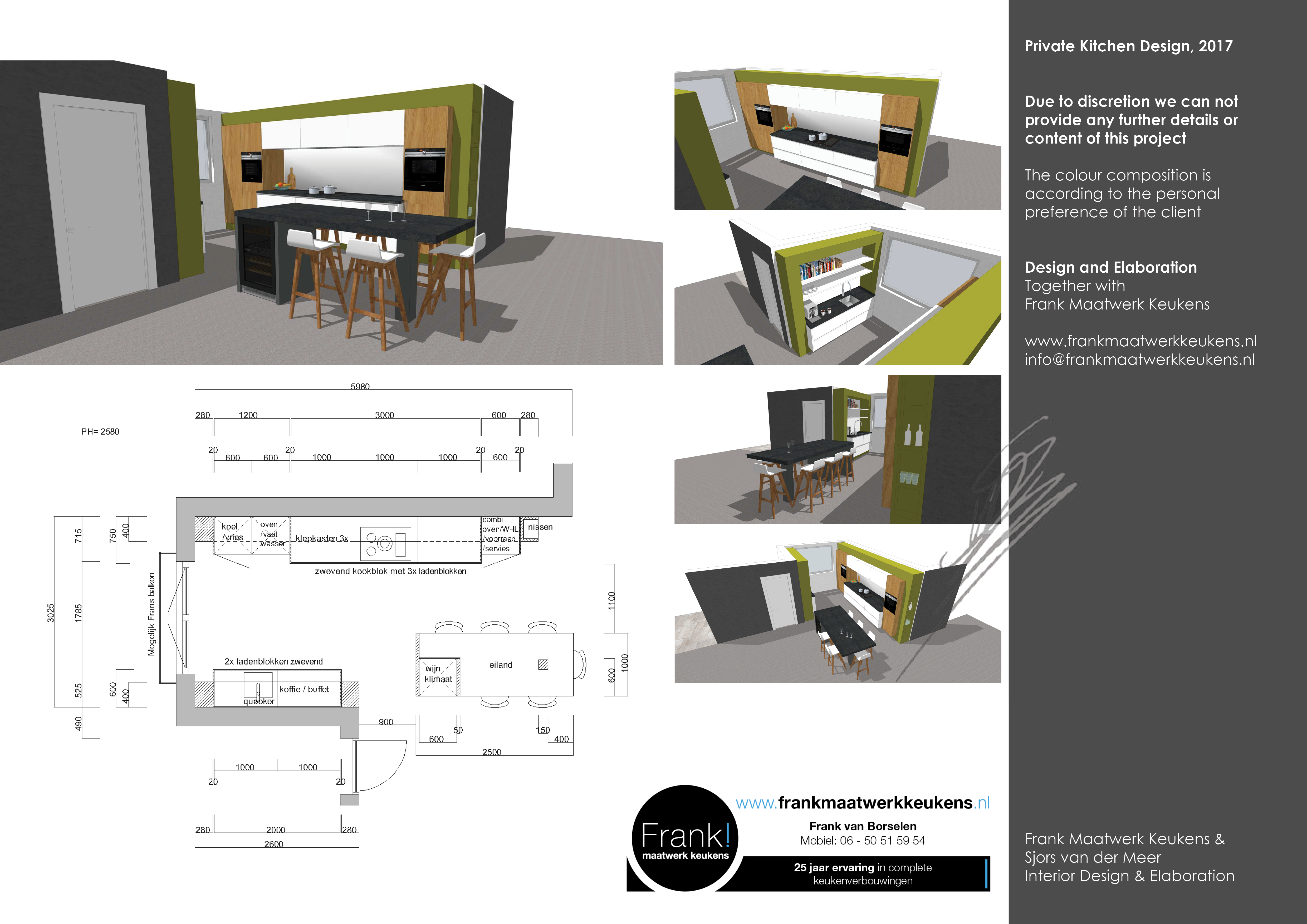 Portfolio Private Kitchen Design
