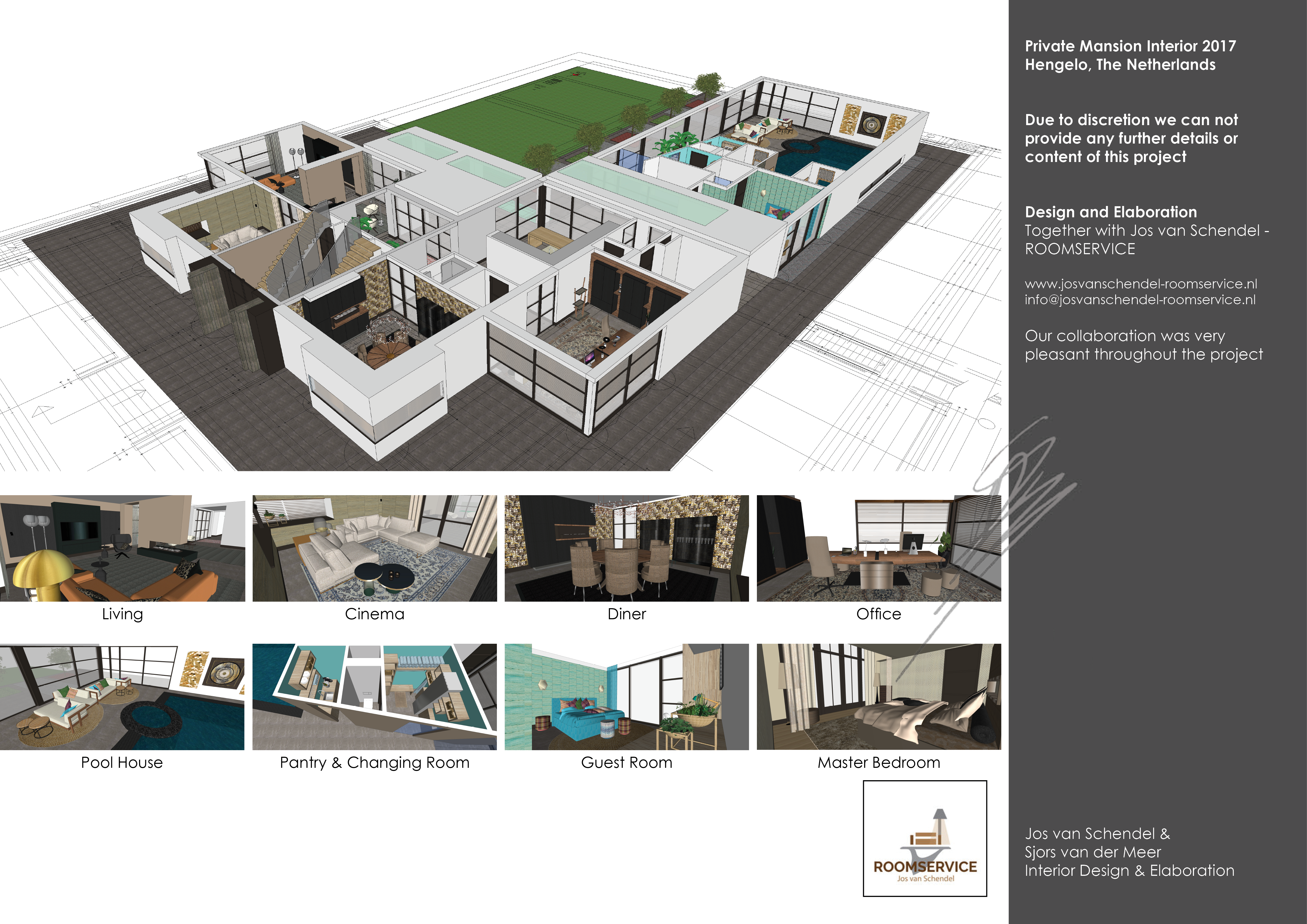 Portfolio Private Mansion Hengelo