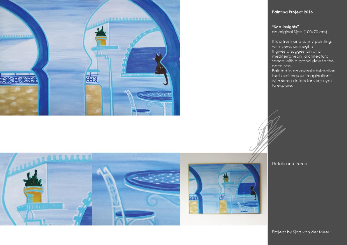 Portfolio Sea Insights Painting